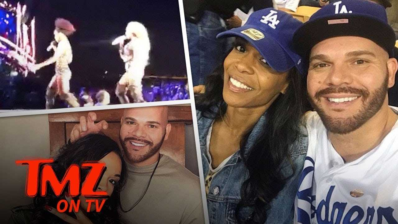 Michelle Williams Got Engaged! | TMZ TV