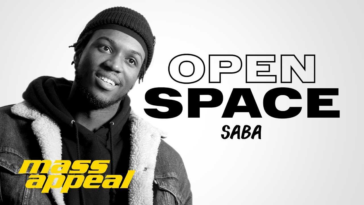 Open Space: Saba | Mass Appeal