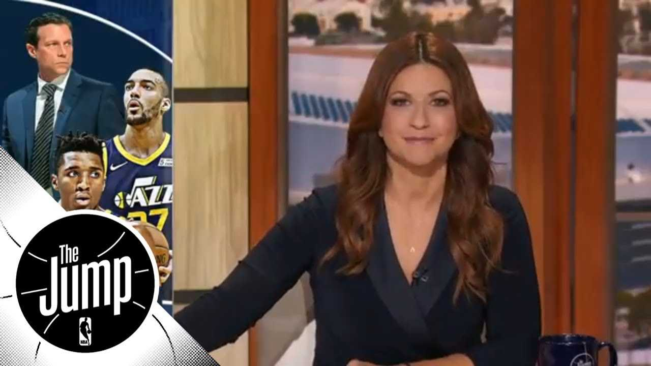 Rachel Nichols: Success of Jazz in NBA playoffs should come as no surprise | The Jump | ESPN