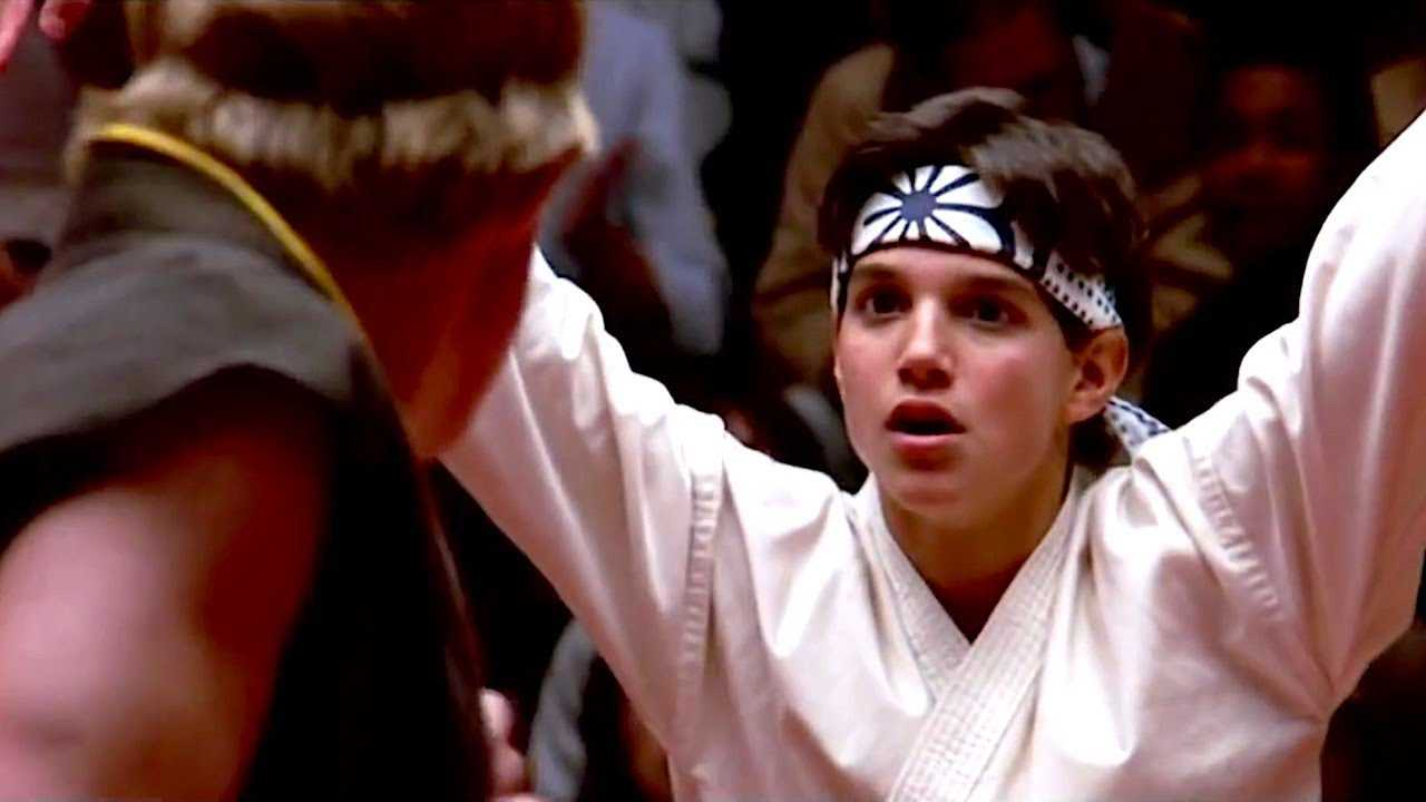 Ralph Macchio On The Karate Kid's Legacy | The Dan Patrick Show | 4/24/18
