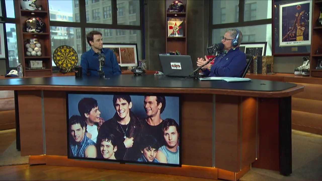 Ralph Macchio Reflects On My Cousin Vinny | The Dan Patrick Show | 4/24/18