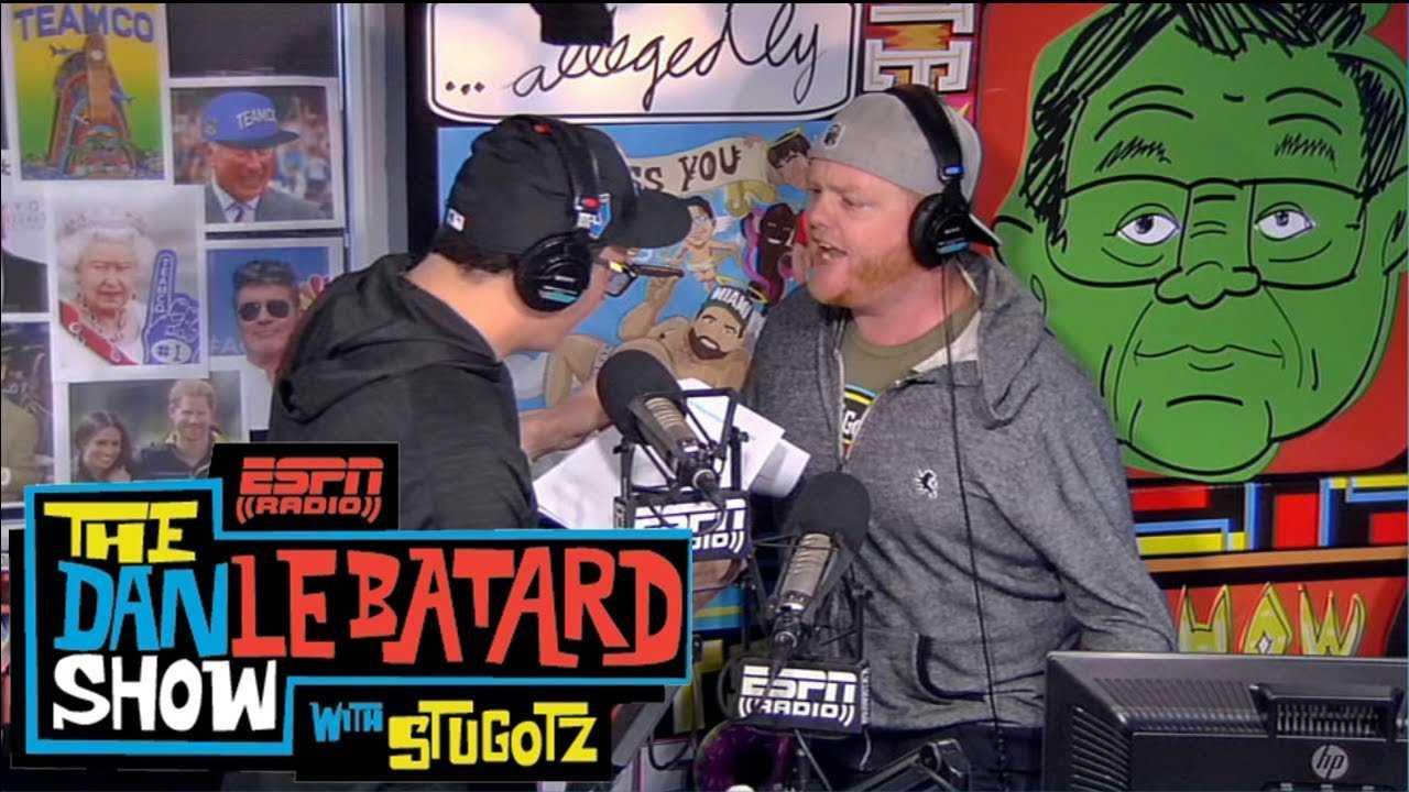 Recreating Derek Jeter's interview with Bryant Gumbel | Dan Le Batard Show | ESPN