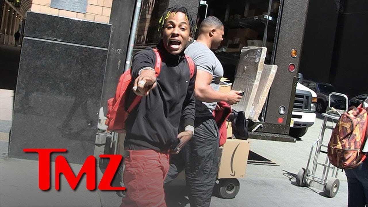 Rich The Kid Sticks To Rappin' About 'Dead Friend' Lil Uzi Vert | TMZ