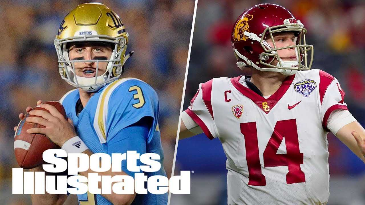 Sam Darnold Gives Thoughts On Josh Rosen, Assessing Yankees' Season | SI NOW | Sports Illustrated