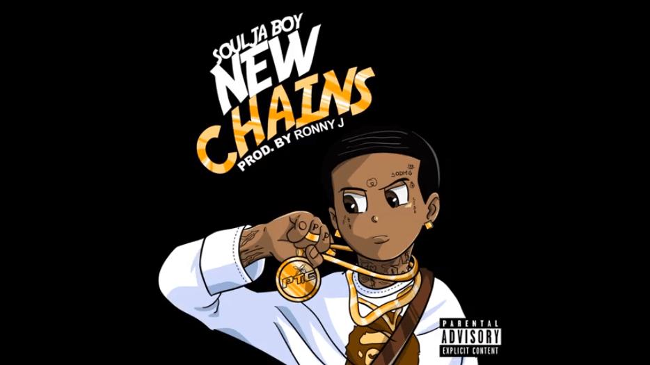 New Music: Soulja Boy | New Chains [Audio]