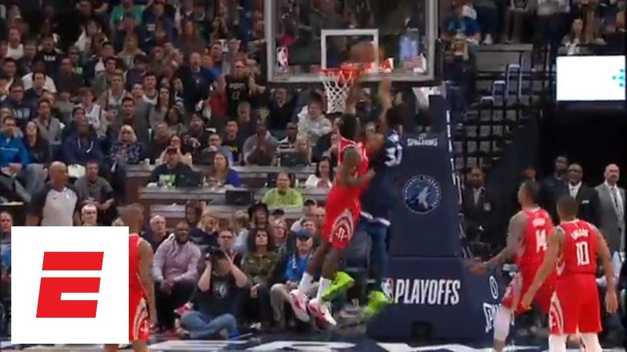 Timberwolves top Rockets with an electrifying performance in Game 3   ESPN