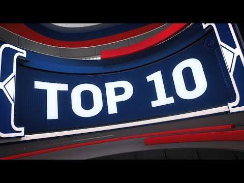 Top 10 Plays of the Night | April 25, 2018