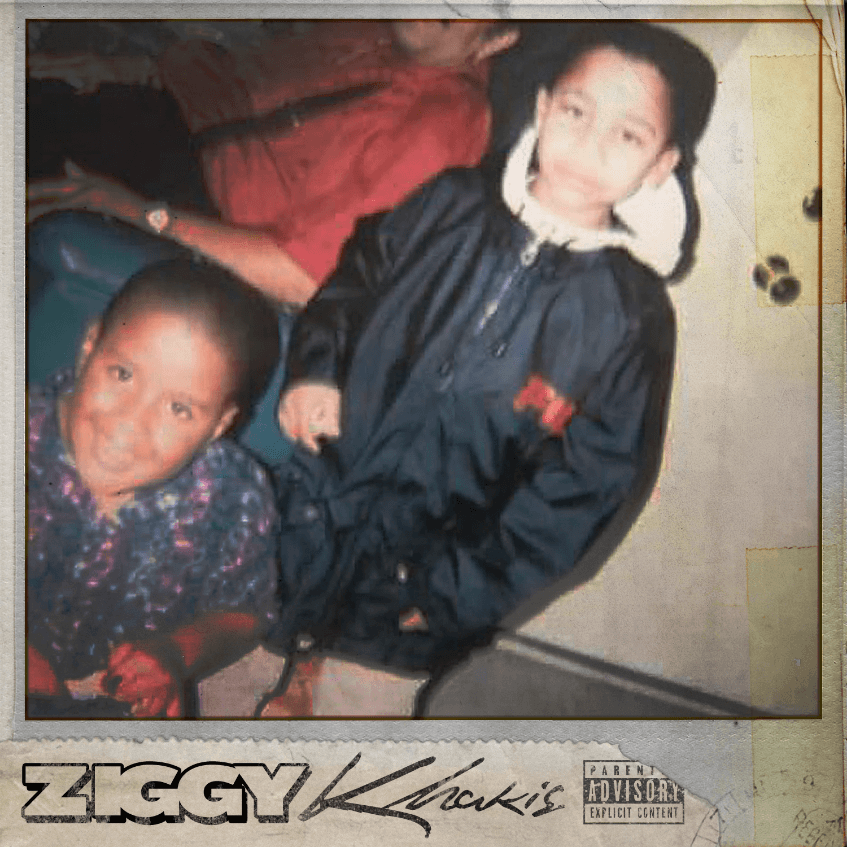 California rapper ZIGGY releases KHAKIS LP + video to OUTCOME!