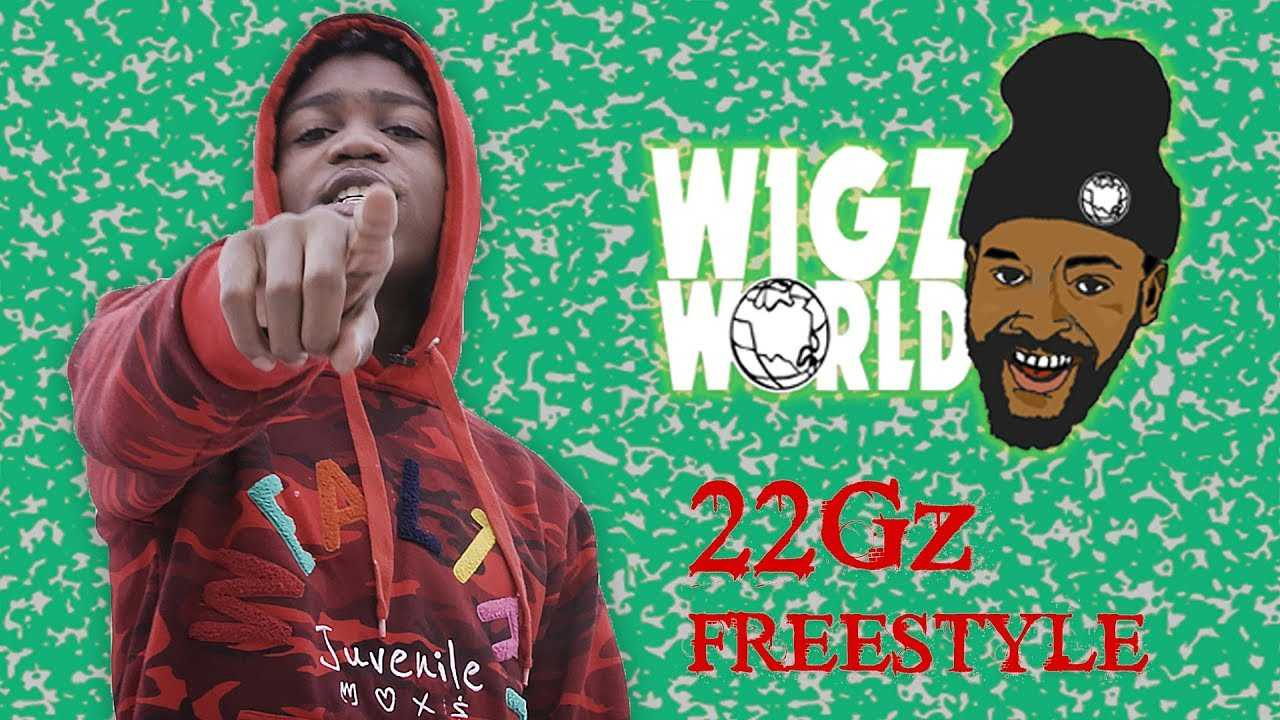 22GZ FREESTYLE | WIGZ WORLD | MASS APPEAL