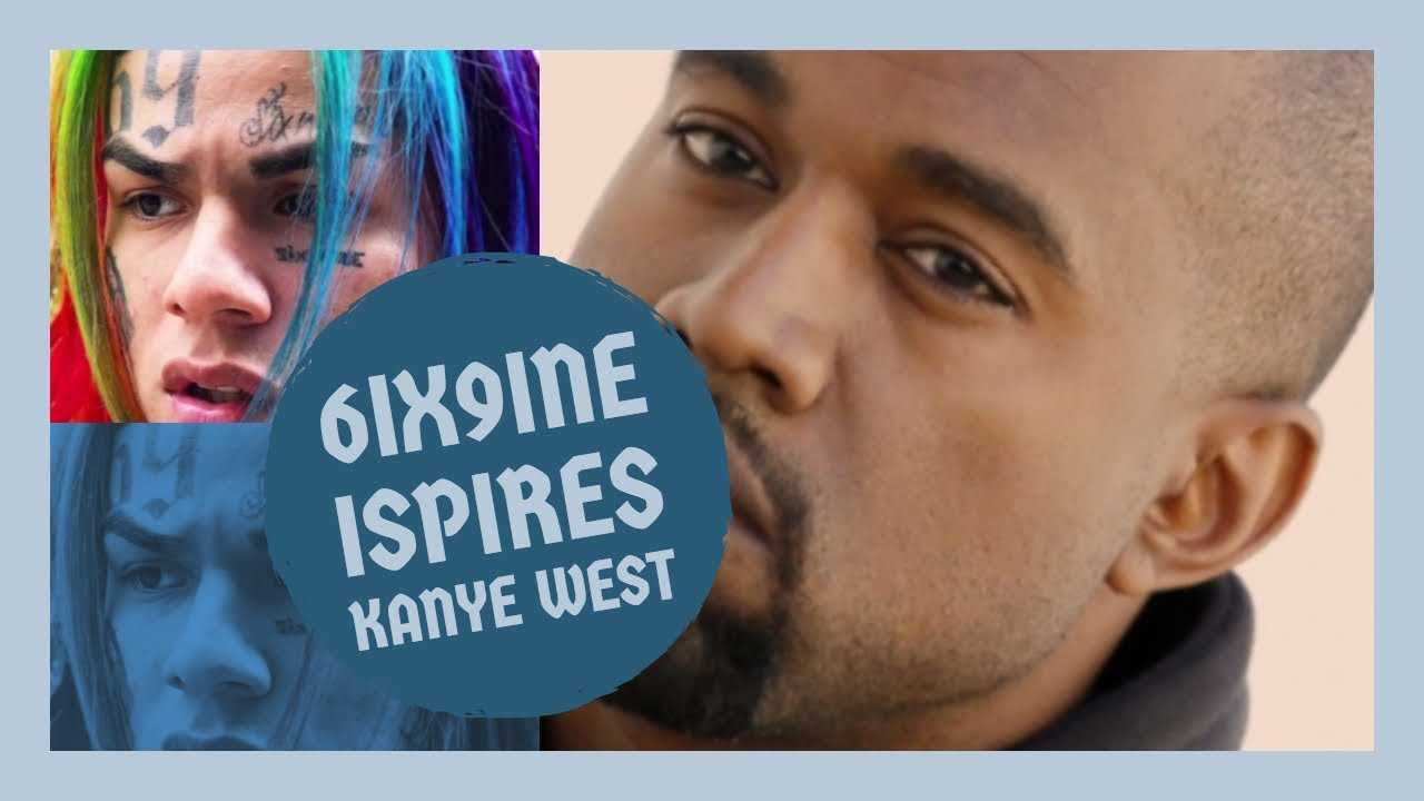 6IX9INE INSPIRED KANYE WEST Marketing Plan For His Album .