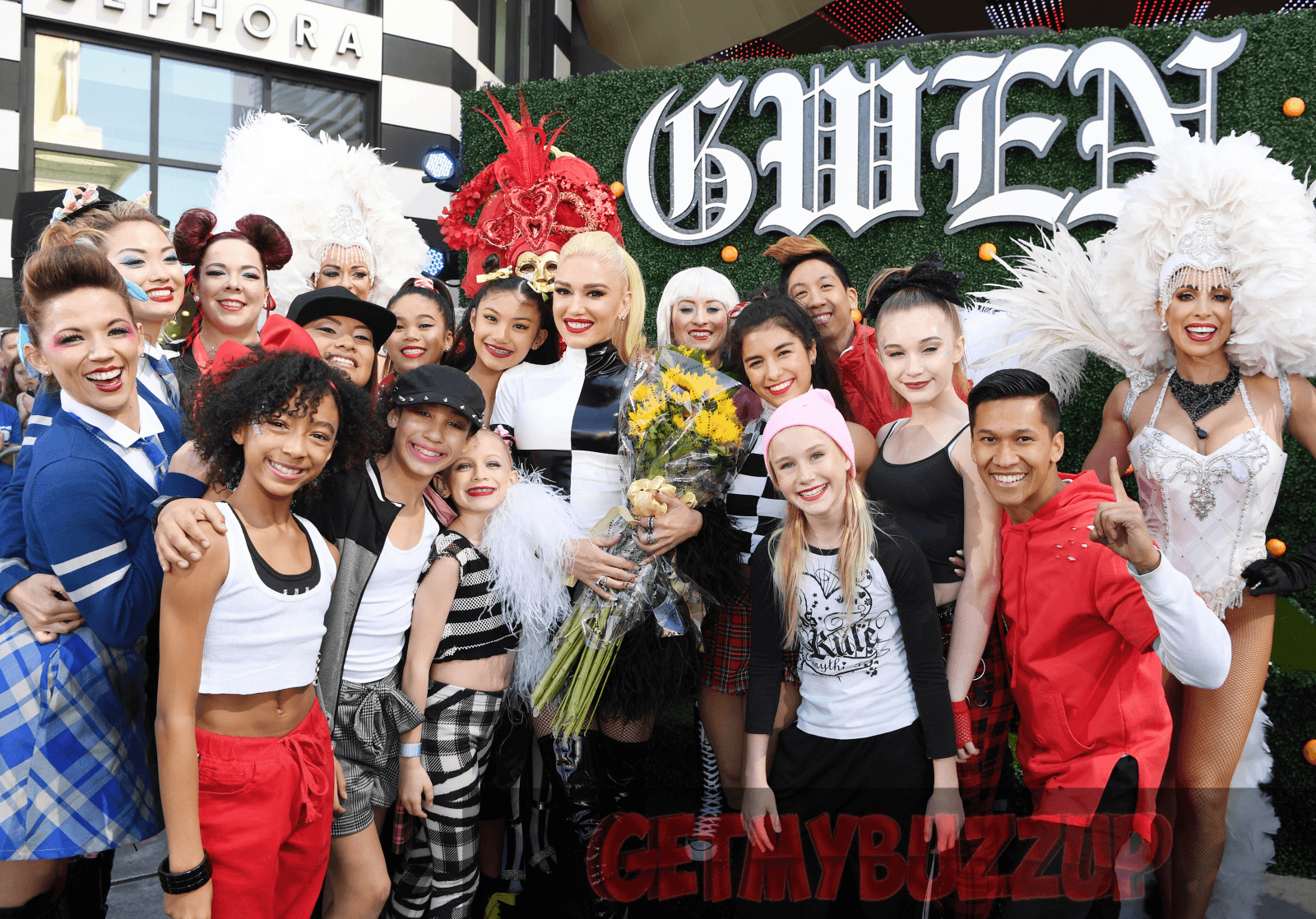 Gwen Stefani: Just A Girl About to Take Over Las Vegas [Interview]