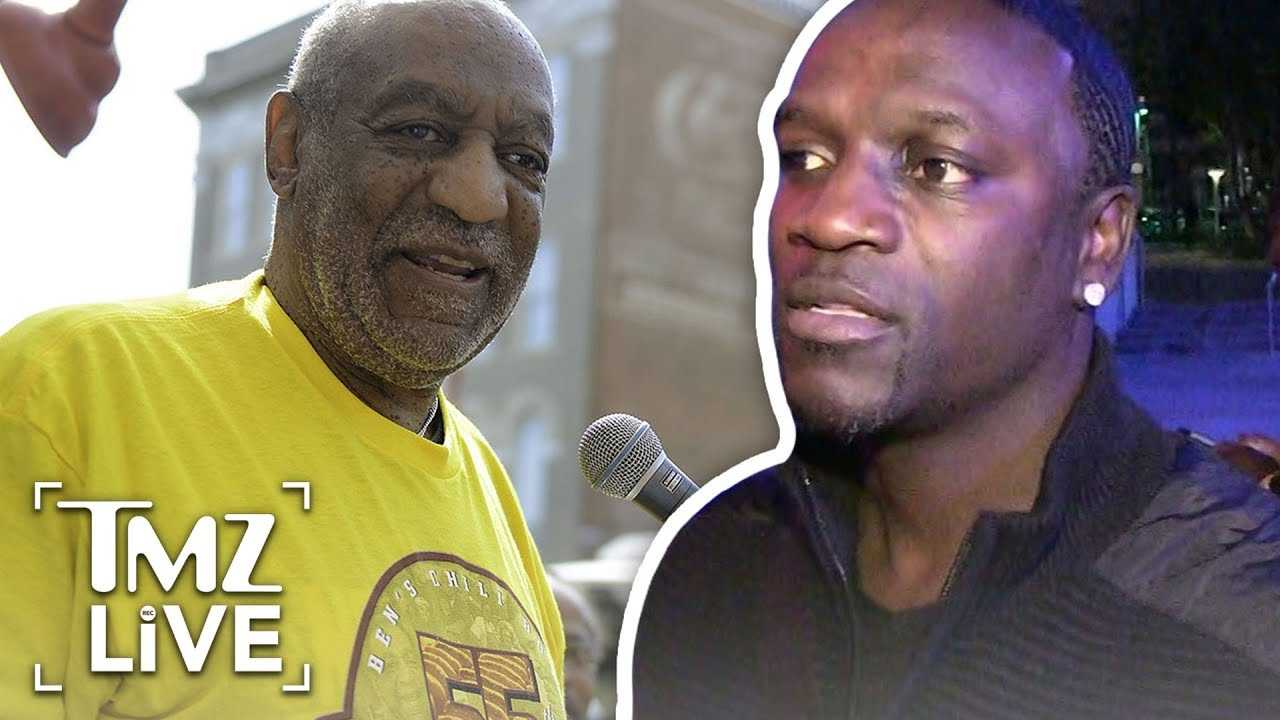 Akon Defends Bill Cosby! | TMZ Live