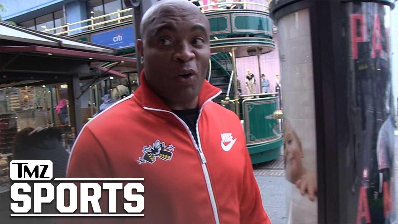 Anderson Silva Says Khabib Is Amazing, 'New Tough Guy' | TMZ Sports