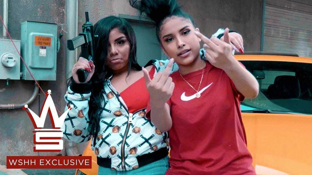 "Blaatina ""Travel Ban Freestyle"" (WSHH Exclusive – Official Music Video)"