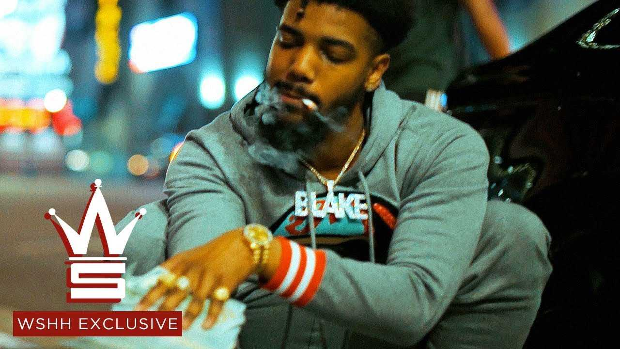 "BLAKE ""Right There"" (WSHH Exclusive – Official Music Video)"