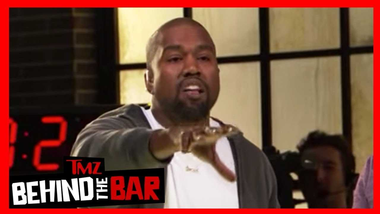 Can Kanye Recover From His Epic TMZ Tirade? | Behind the Bar
