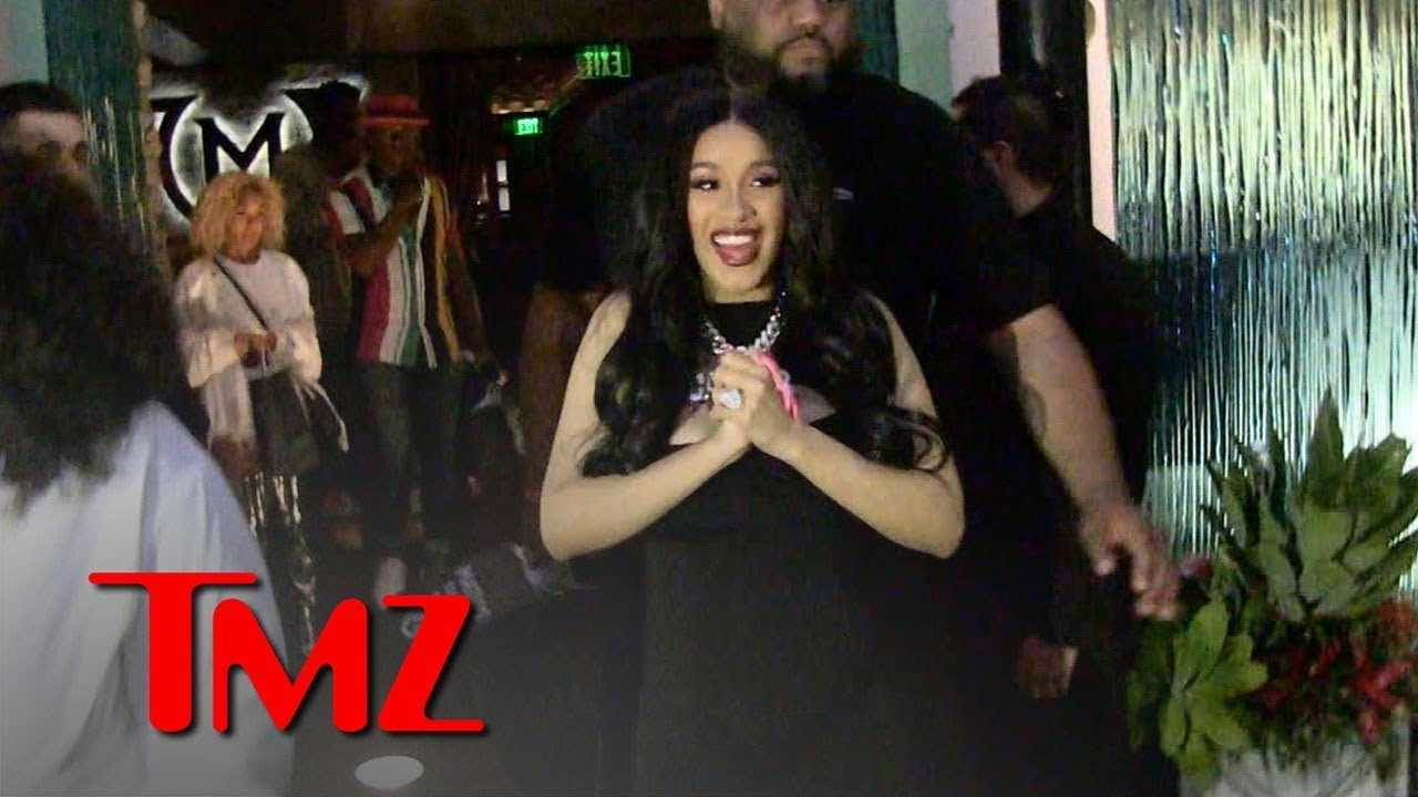 Cardi B Says Pregnancy Triggers 'Vivid Dreams'