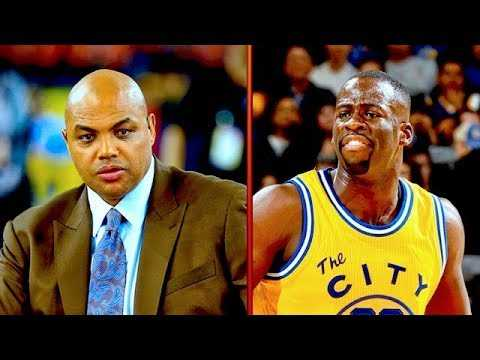Charles Barkley vs Draymond Green: Who Ya Got? | The Dan Patrick Show | 5/2/18