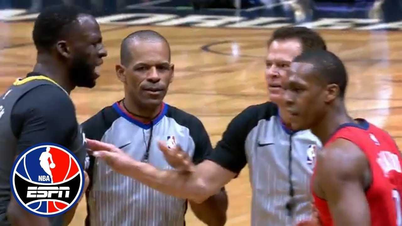 Chauncey Billups to Rajon Rondo: Keep 'pressing on' Draymond Green | NBA Countdown | ESPN
