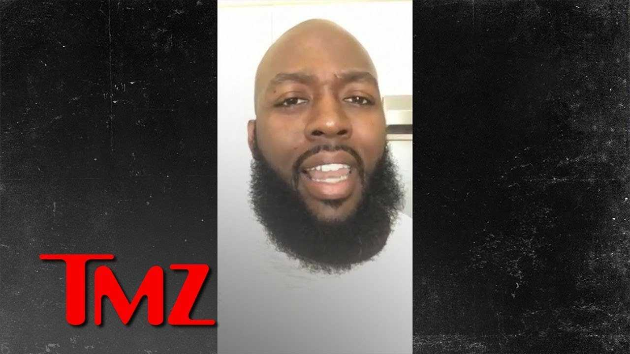 Childish Gambino Video Actor Confused for Trayvon Martin's Dad | TMZ