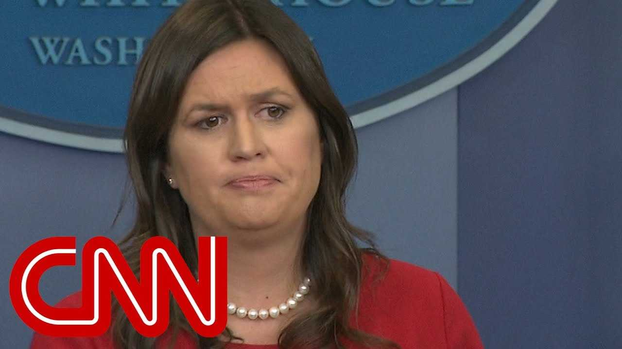 CNN analyst: Sarah Sanders has lost credibility