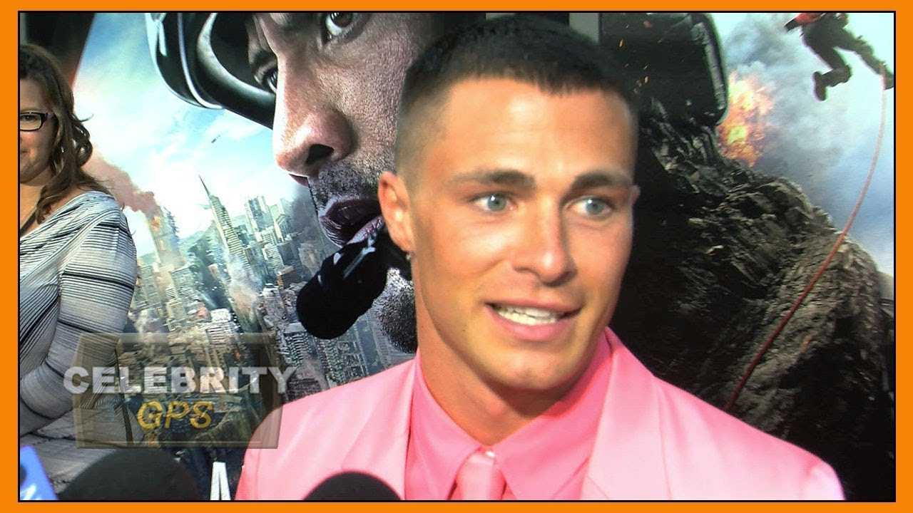 Colton Haynes and Jeff Leatham have  split  – Hollywood TV