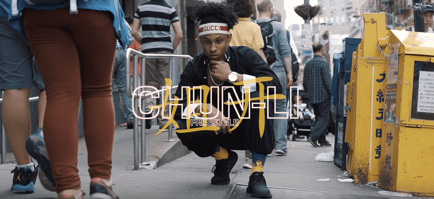 "COZY WITH THE CURLS RELEASES ""Chun Li"" Freestyle [VIDEO]"