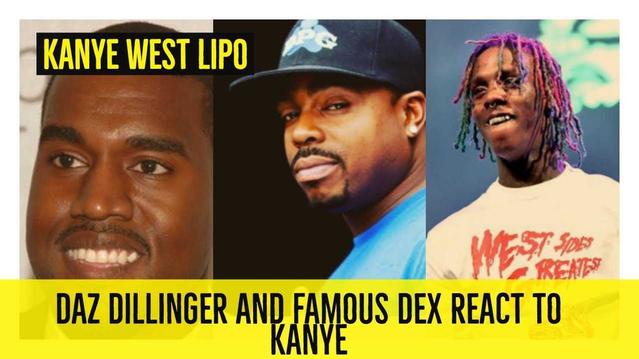 Daz DIllinger REACTS to Kanye West LIPO, Famous Dex Cancels Kanye over Chicago Comments, kevin hart