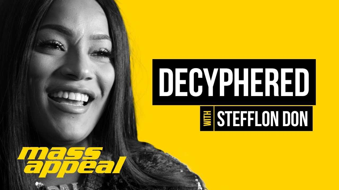Decyphered: Stefflon Don | Mass Appeal
