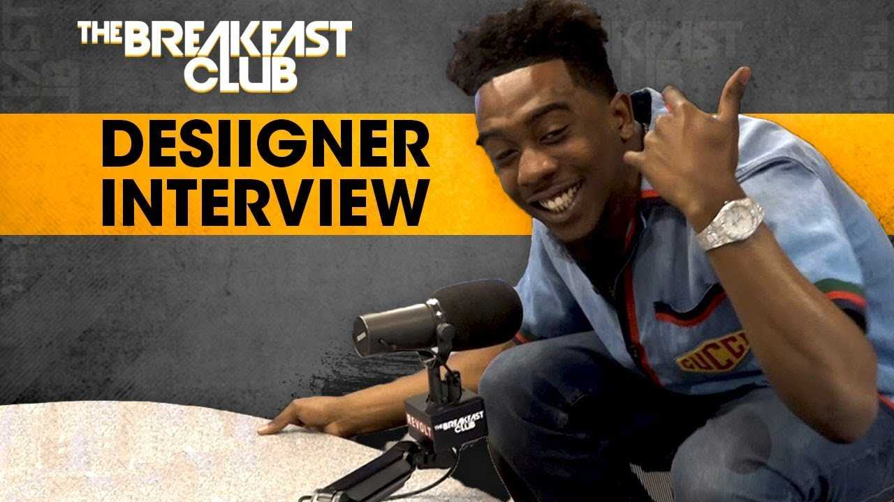 Desiigner Breaks Down His Science Of Syllables And Vowels, Talks Kanye West + More