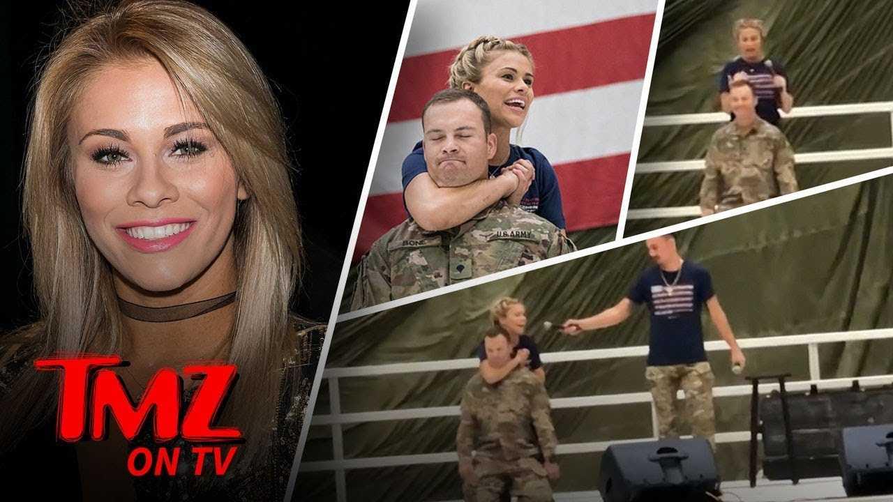 Don't Mess With UFC Star Paige VanZant | TMZ TV