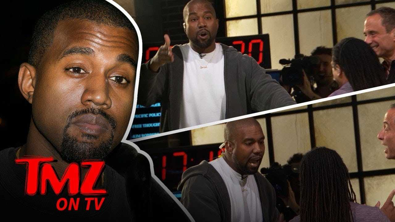 Dr. Oz Weighs In On Kanye's TMZ Rant | TMZ TV