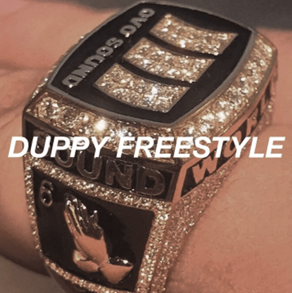 Drake | Duppy Freestyle (Pusha T & Kanye West Diss) [Audio]