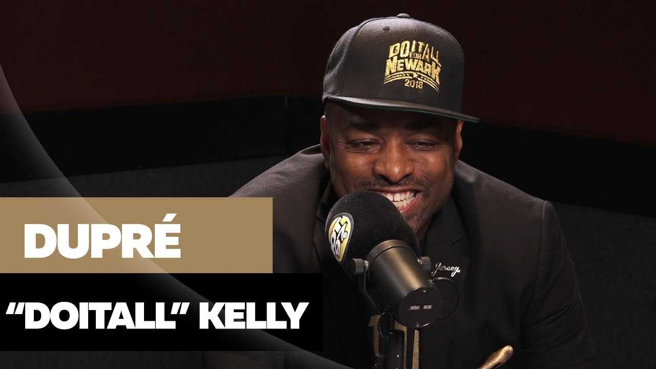 Dupré 'DoItAll' Kelly On How 2Pac Helped Him Run For Office In Newark