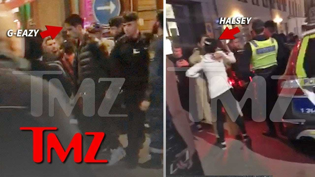 G-Eazy Arrested for Assault and Cocaine Possession in Sweden | TMZ