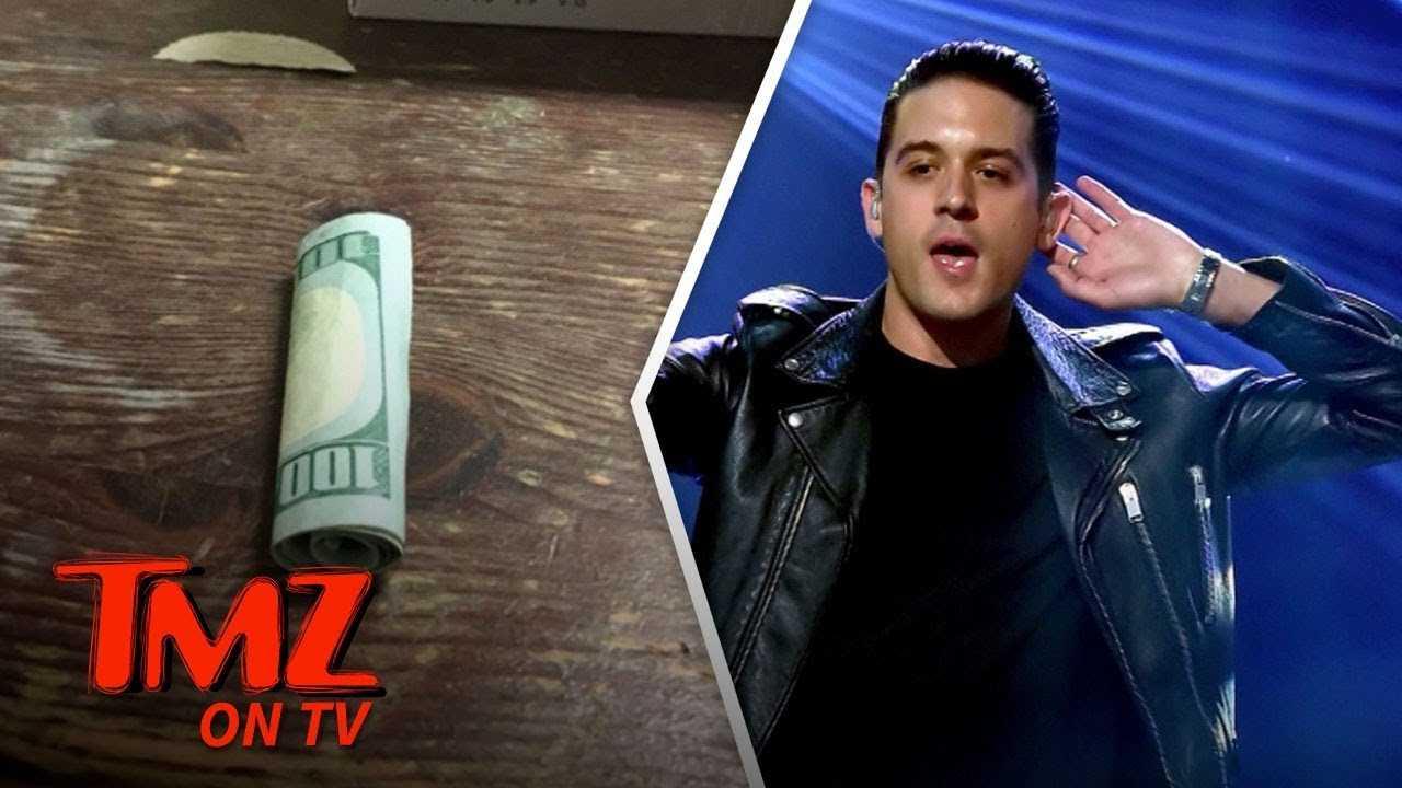 G-Eazy Cocaine Evidence Found! | TMZ TV