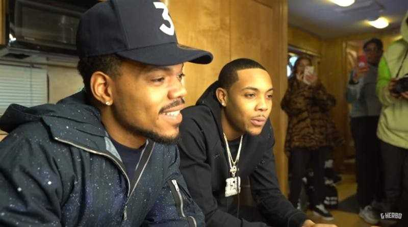 "G Herbo Shares BTS Footage of ""Everything"" Remix Video Featuring Chance The Rapper [Video]"