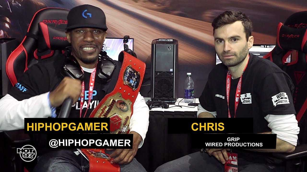 GRIP VS Playstations Wipeout – Devs Say Cross Over Would Be Sick! [We Got Game]