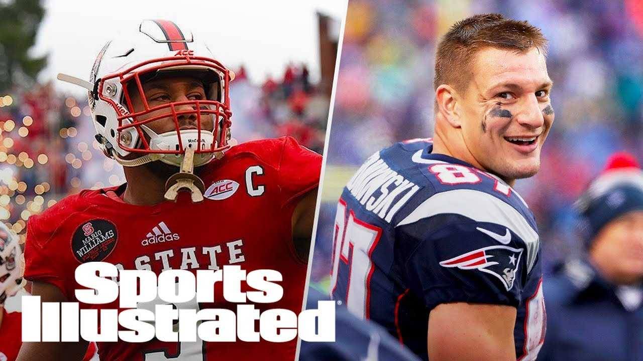 Gronkowski Commits To Another Year With Pats, Bradley Chubb On Draft | SI NOW | Sports Illustrated