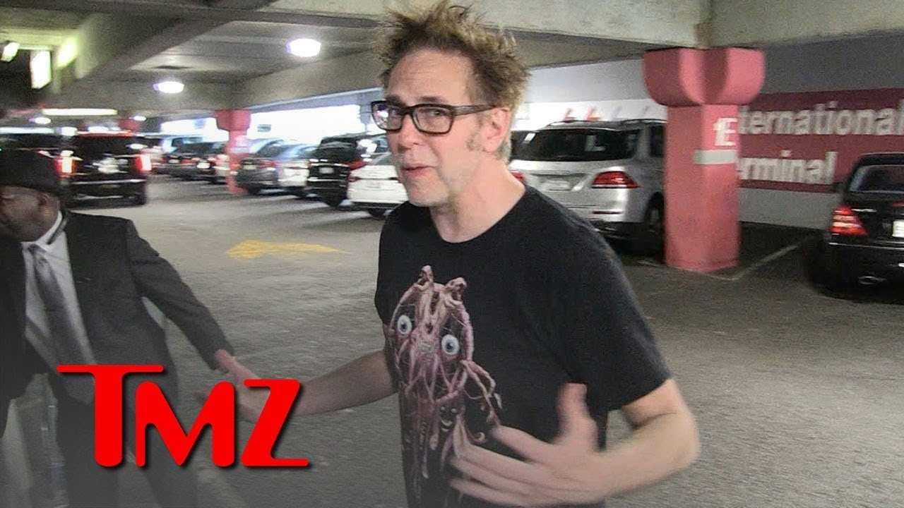 'Guardians' Director James Gunn Teases That His Characters Aren't Dead | TMZ