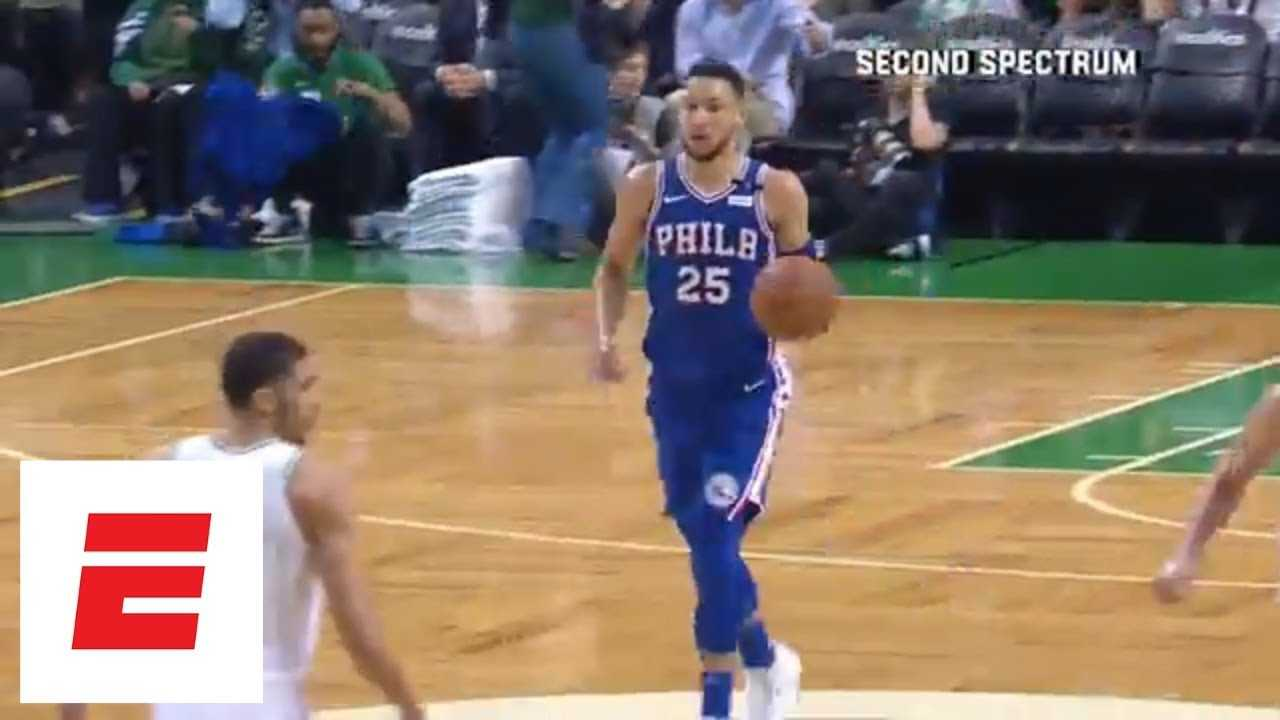 How Ben Simmons can avoid another 1-point performance in Game 3 vs. Celtics | ESPN