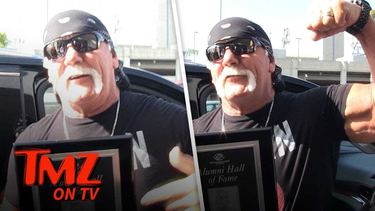 Hulk Hogan Making A WWE Comeback?! | TMZ TV