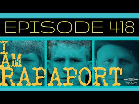 I Am Rapaport Stereo Podcast Episode 418 – Chris Brickley