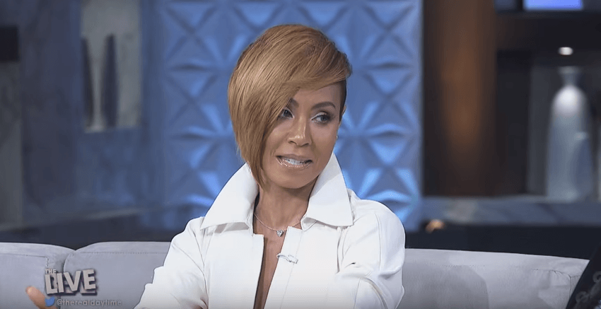 Actress Jada Pinkett Smith on Getting Personal on Her New Show [Interview]