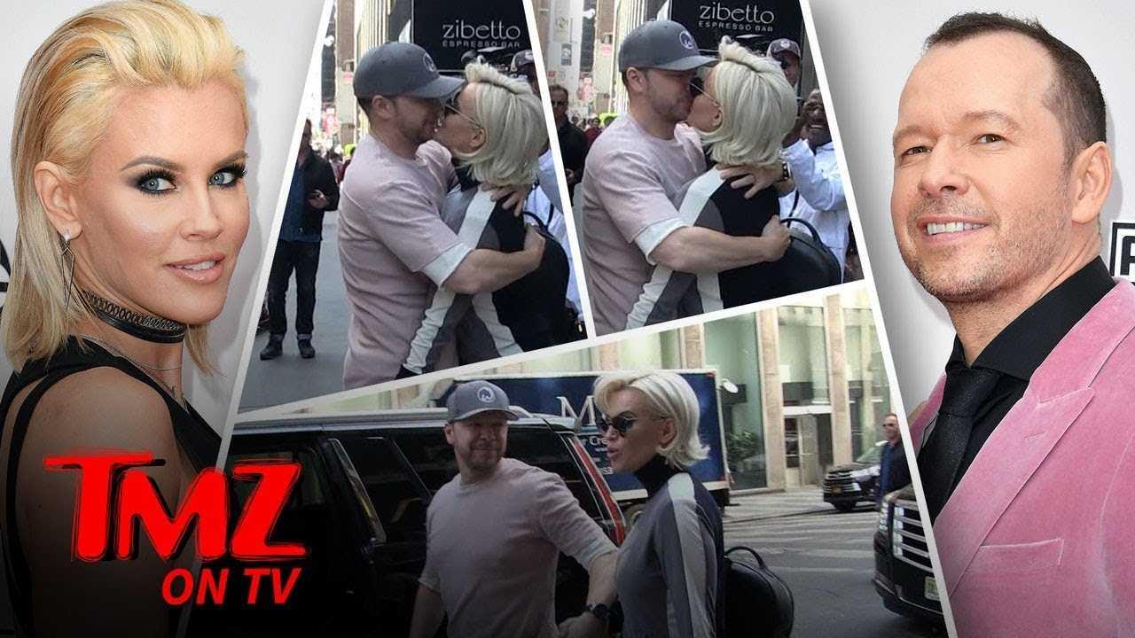 Jenny Mccarthy's Got Her Man Whipped | TMZ TV