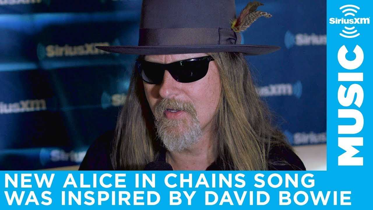 Jerry Cantrell was inspired by David Bowie for new song