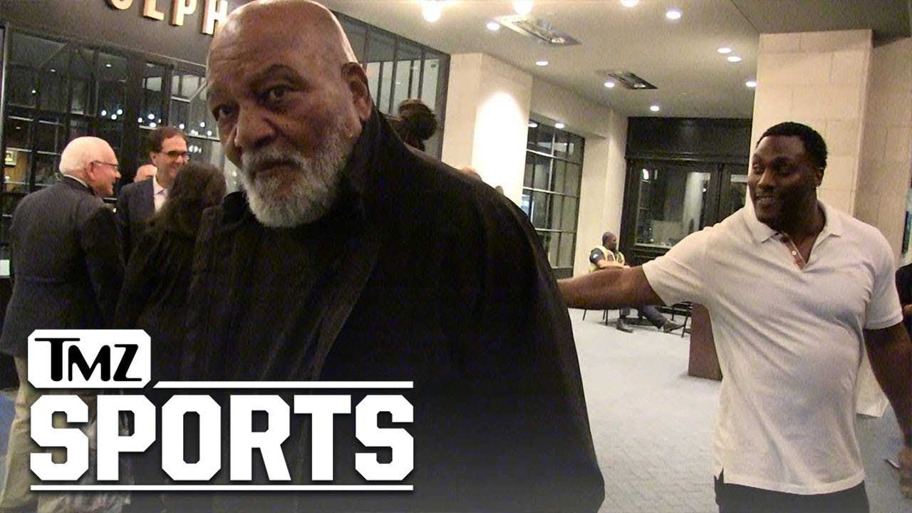 Jim Brown Is Not Happy with the Brown's Baker Mayfield Pick | TMZ Sports
