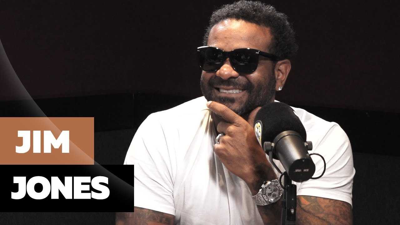 Jim Jones Says He & 50 Cent Can Box 'Anytime' & We Are Falling In Kanye's 'Trap'