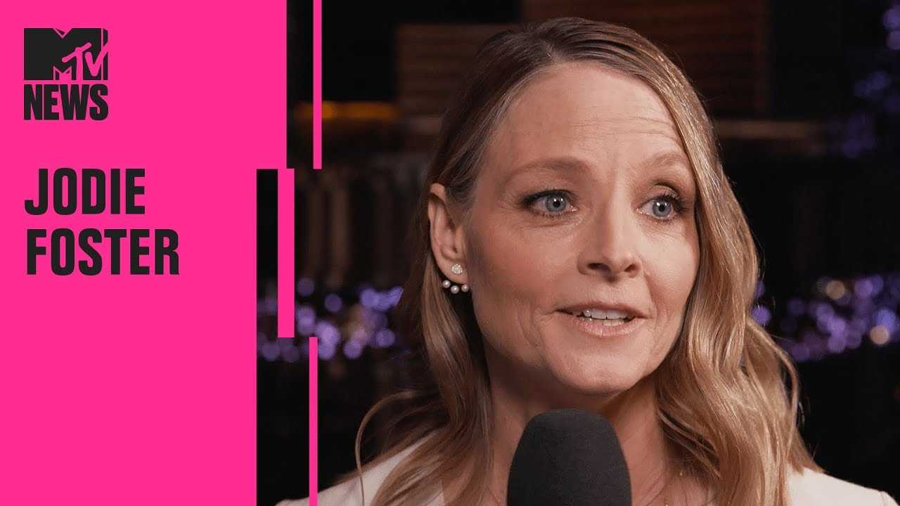 Jodie Foster on Acting in 'Hotel Artemis' | CinemaCon | MTV News
