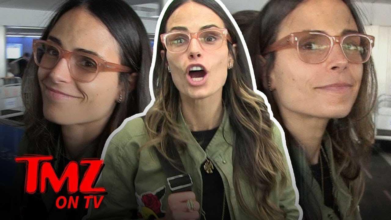 Jordana Brewster's Got Serious Mom Guilt | TMZ TV